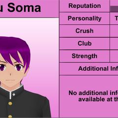 Riku的第五版個人資料 [03/12/2015]