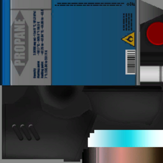 Texture of the blowtorch from the game files.