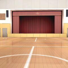 第二版體育館外表