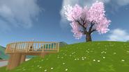 Платформа у дерева признаний