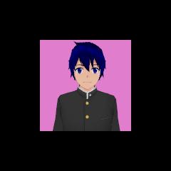 Ryusei's 1st portrait.