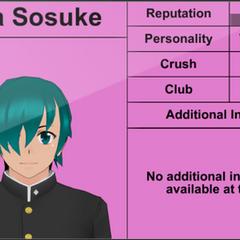 Quarto perfil de Sora.