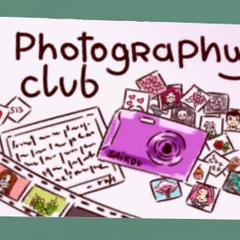 Nuevo afiche del Club de Fotografía.