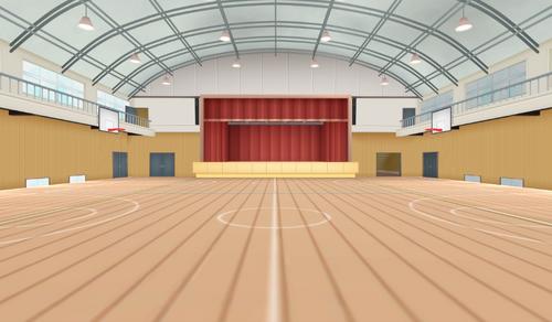 Sala gimnastyczna 1 lipiec 2018