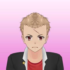 Gaku's 2nd portrait. Unknown build.