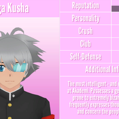 Kaga's 2nd profile. July 3rd, 2018.