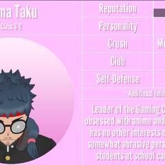 Gema's 2nd profile. December 4th, 2019.