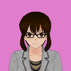 Karin Hana's 4th portrait.