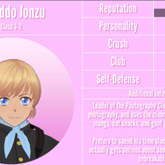 Fureddo's 6th profile. December 4th, 2019.