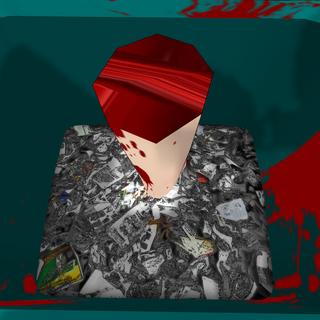 垃圾桶裡的腿 [02/03/2016]