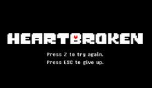 HeartbrokenGameover