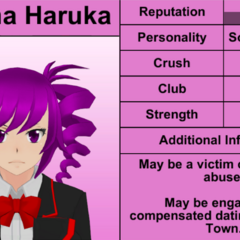 Kokona's 8th profile. February 17th, 2016.