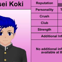 Sétimo perfil de Ryusei.