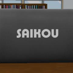 Computadora portátil Saikou.