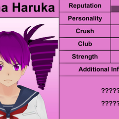 Kokona's 5th profile. December 3rd, 2015.