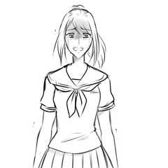 Yandere-chan in <a rel=