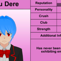 Kuu's 5th profile. February 17th, 2016.