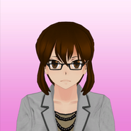 Natsuki Anna Portrait
