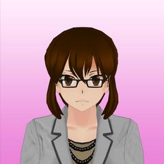 Natsuki Anna's 5th portrait.