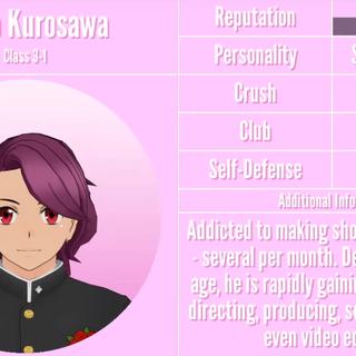 Segunda información de estudiante de Shozo.