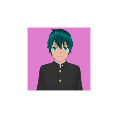 Primeira retrato de Sora.