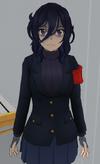 Oka's new blazer