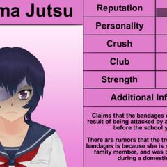 Kokuma's 2nd profile.