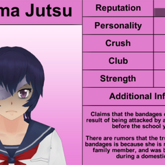 Segundo perfil de Kokuma.