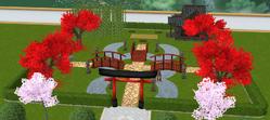 Ogród japoński1 z góry 19-2-19