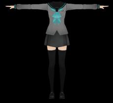 Неоновая униформа