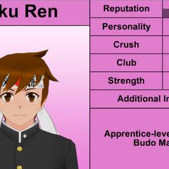 Segundo perfil de Juku.