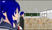 Mei Mio w klasie