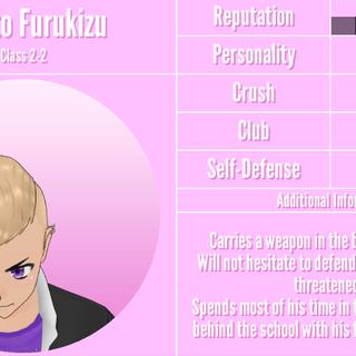 Hokuto's 3st profile. July 18th, 2019.