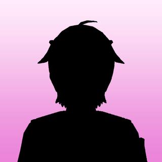 Asu's 1st silhouette portrait. March 14th, 2020