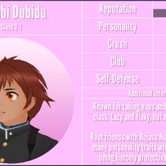 Sukubi's 2nd profile. December 4th, 2019.