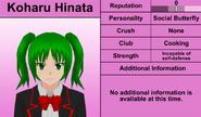 Koharu Hinata Profil 8 (17.Februar.2016)