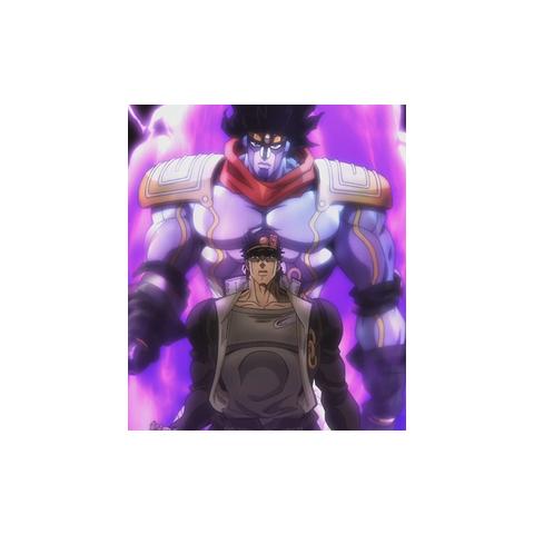 2014動漫星塵鬥士空條承太郎替身的截圖