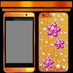 來自遊戲文件的Hana手機紋理