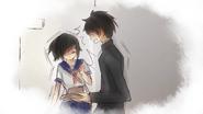 Ayano i Senpai w Yandere-chan's Childhood 2