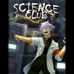 |科學研究社 海報