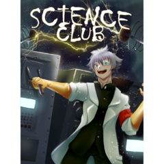 The new poster of the Science Club. December 25th, 2018.
