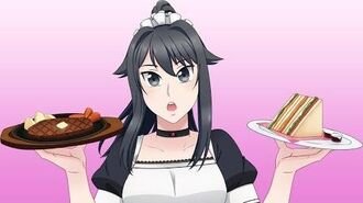 Earning Money as a Maid in Yandere Simulator