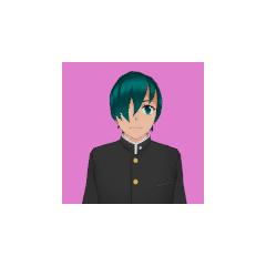 Segundo retrato de Sora.