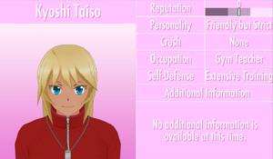 6-2-2016 Kyoshi Taiso Profile