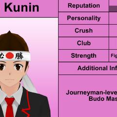 Quinto perfil de Sho.