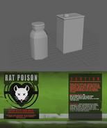 Modelo de Veneno Para Ratas