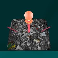垃圾桶內的魔杖 [19/05/2017]