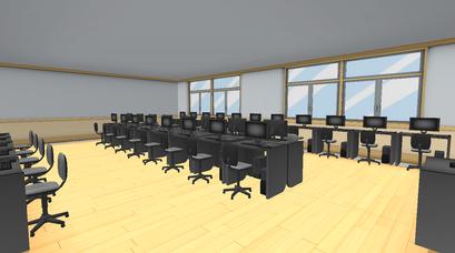 Sala de Computação