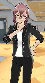 Shiori Suspicious