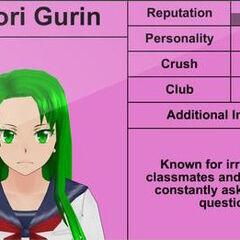 Midori's 2nd profile.